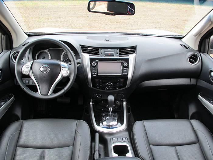 Nissan Navara NP300 - Komfortný obojživelník