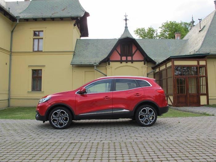 Renault Kadjar Energy dCi 130k 4x4 Intens - Zdatný turista